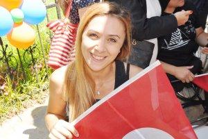 Beykozlu Ebru, Hırvatistan'ı fethetti