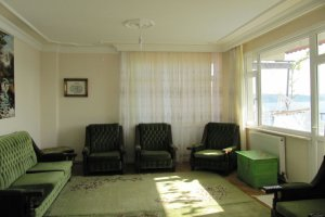 Beykoz Gümüşsuyu'nda 3+1 kiralık daire 130 m² 2,300 TL
