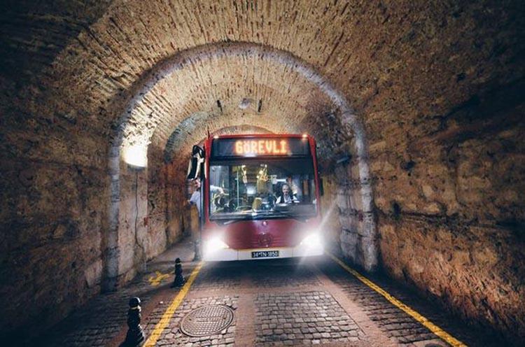Saray Tüneli Üsküdar Beykoz hattını rahatlatacak