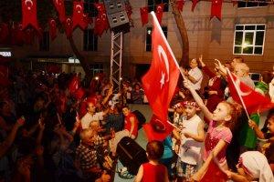 Beykoz'da coşku 27 gün hiç bitmedi