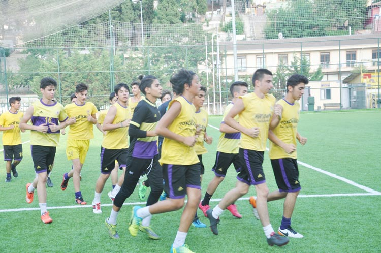 Çubukluspor U17 start verdi
