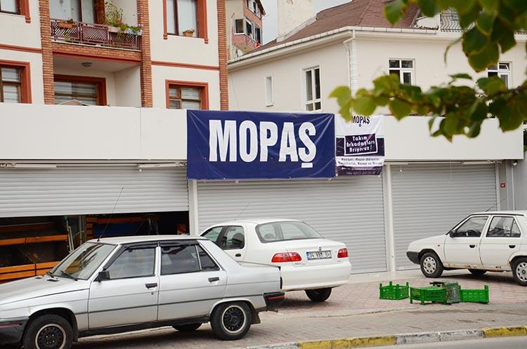 MOPAŞ Beykoz marketlerine eleman arıyor
