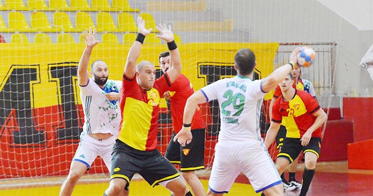 Beykoz Belediyespor İzmir CUP'tan dönüş yaptı