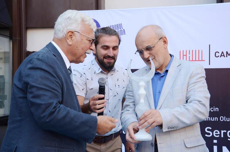 Cam Ocağı Vakfı, Beykoz'da hünerlerini sergiledi