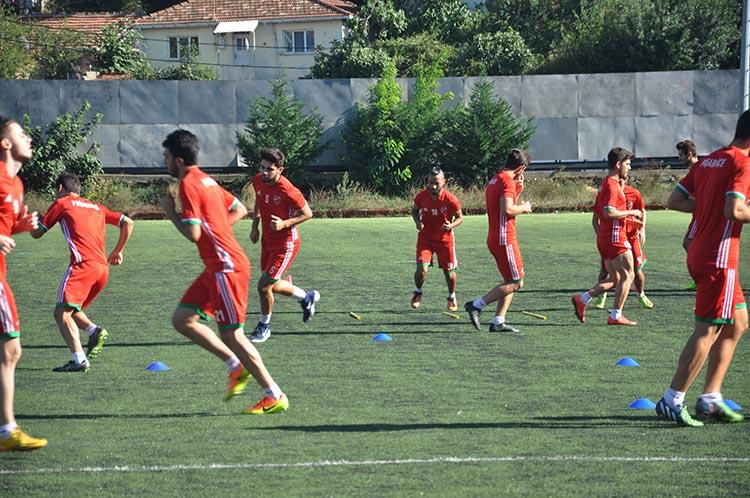 Paşabahçespor'da hazırlıklar başladı