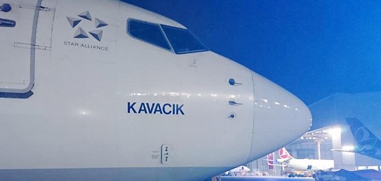 Beykoz'un gururu Kavacık uçağı semalarda...