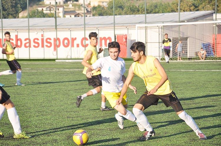 Çubukluspor Doğuş'u 2-1'le geçti.