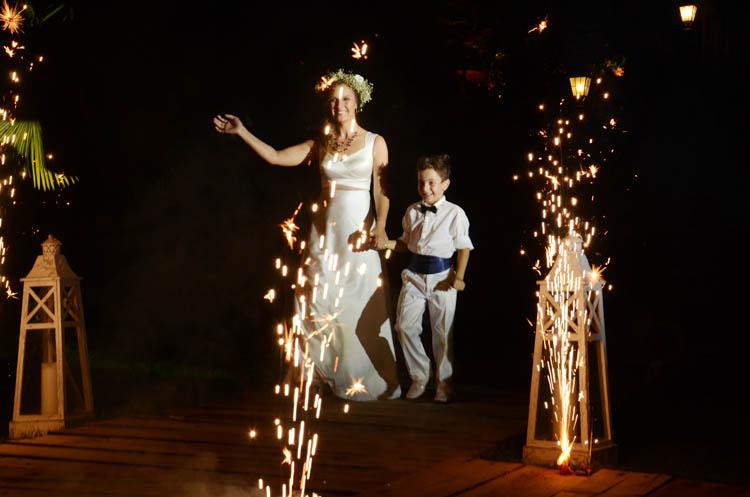 Beykoz Polonezköy'de görkemli sünnet düğünü