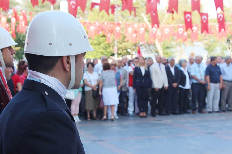 Beykoz'da 30 Ağustos Zafer dayanışması