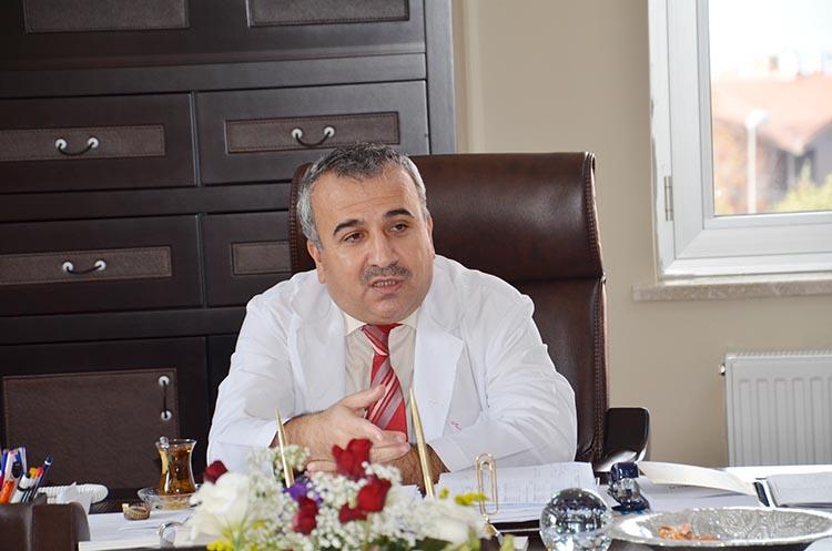 Beykoz'dan GATA'ya Başhekim yardımcısı gitti