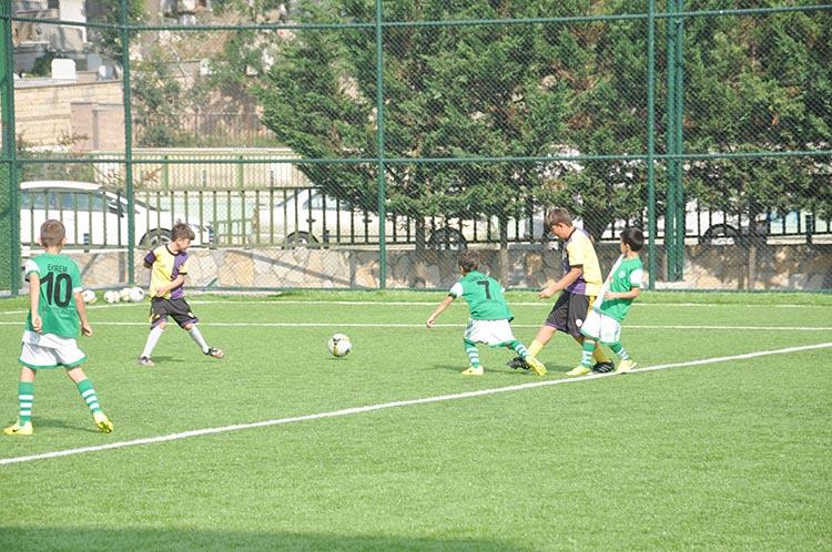 Çubukluspor minikleri Kavacıkspor'u ağırladı