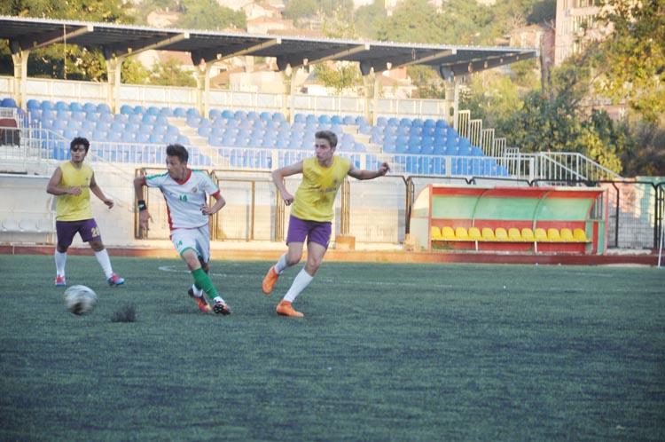 Beykoz'da U17 derbisini Çubuklu kazandı: 1-0