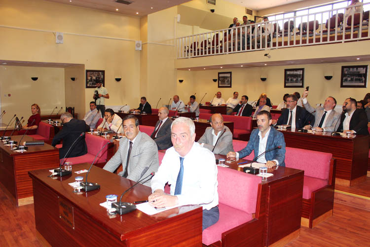 Beykoz Belediye Meclisi Eylül 2016 oturumları başladı