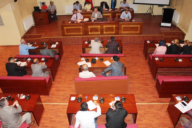 Beykoz'da AK Parti ve CHP Meclis üyeleri sözleşti