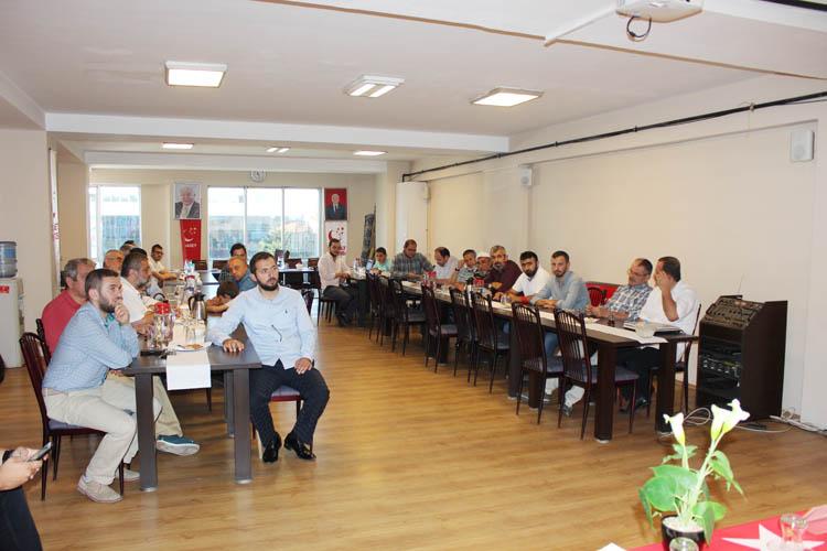 Saadet Partisi, Beykoz'da bayramlaştı