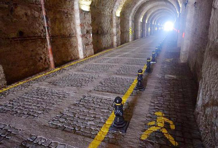 Beylerbeyi tüneli Pazartesi günü Beykoz ulaşımına açılıyor