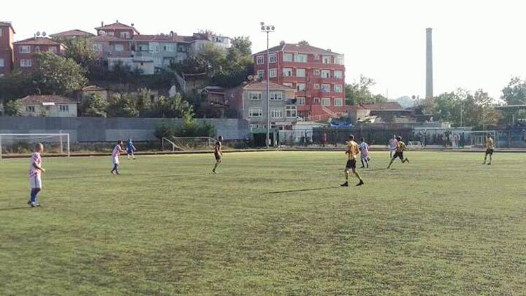 Beykoz 1908, gol oldu yağdı