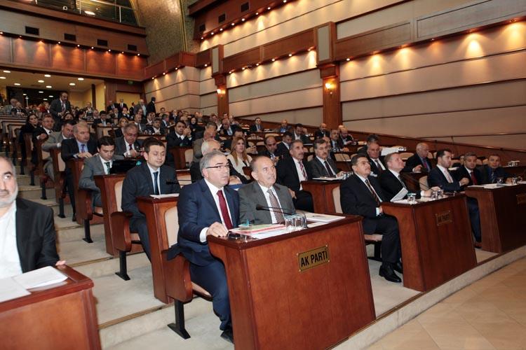 Beykoz'un 5000'lik planları İBB Meclisi'nde