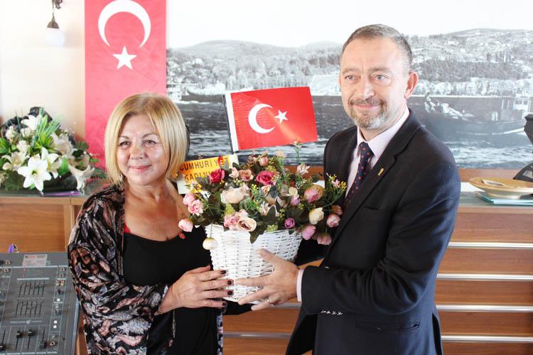 Vatan Partisi Beykoz'da Ümit Kocasakal'ı ağırladı