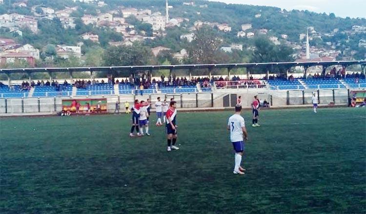 İstanbul Mesudiye direği geçemedi: 0 - 0