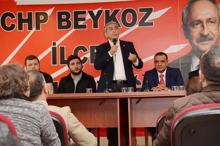 CHP Beykoz'da çalışmalarını hızlandırdı