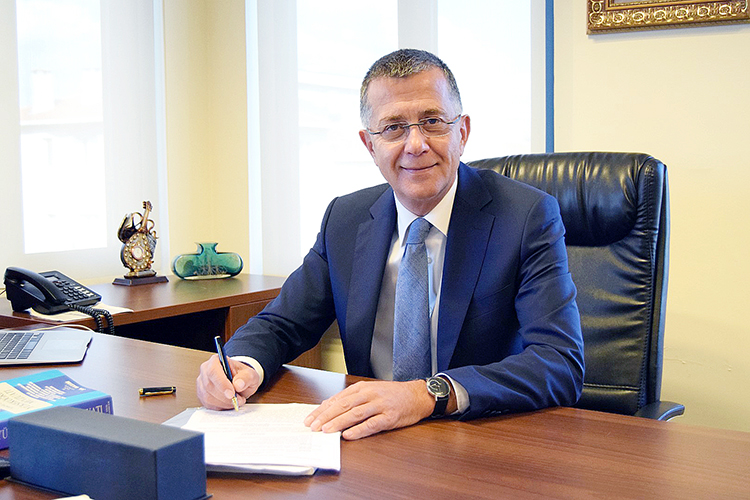Beykoz Üniversitesi'nin Rektörü atandı