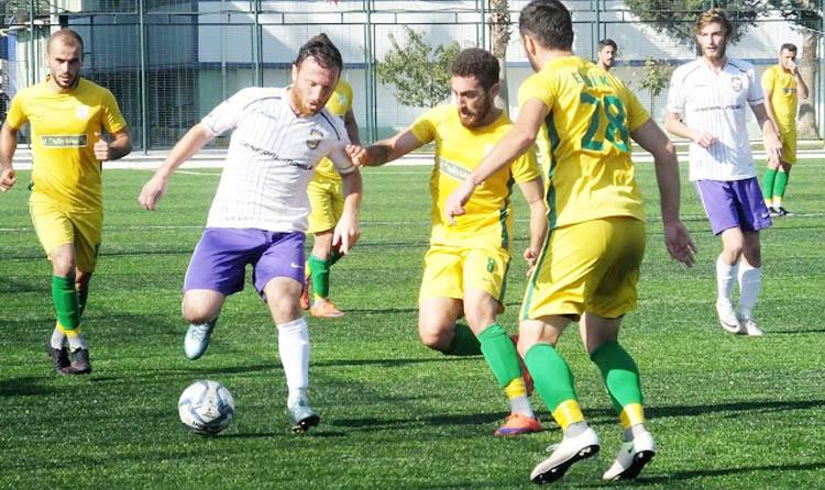 Haftanın maçı Mesudiyespor'un