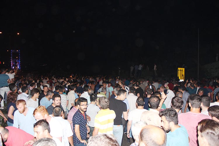 Beykoz'da 15 Temmuz'da kaç kişi gazi oldu? İşte isimler