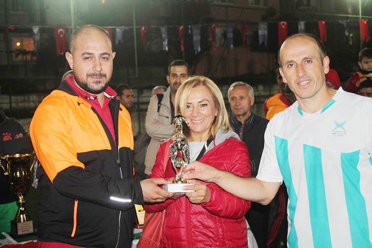 Beykoz Kelle İbrahim'in şampiyonu değişmedi
