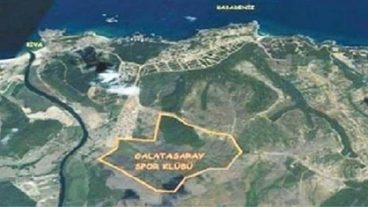 Galatasaray'ın Riva arazisine paha biçilemiyor