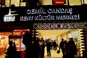 Cemil Candaş'ın adı kültür merkezine verildi
