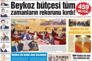 Dost Beykoz Gazetesi Kasım 2016... 163. Sayı