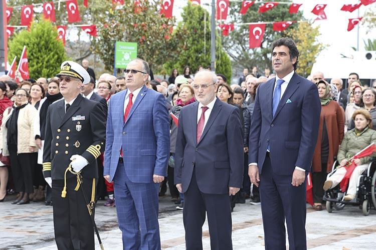 Beykoz Cumhuriyet Bayramı'nı Kutluyor