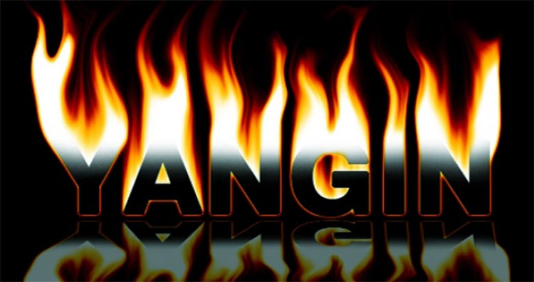 Beykoz Görele Mahallesi'nde yangın…