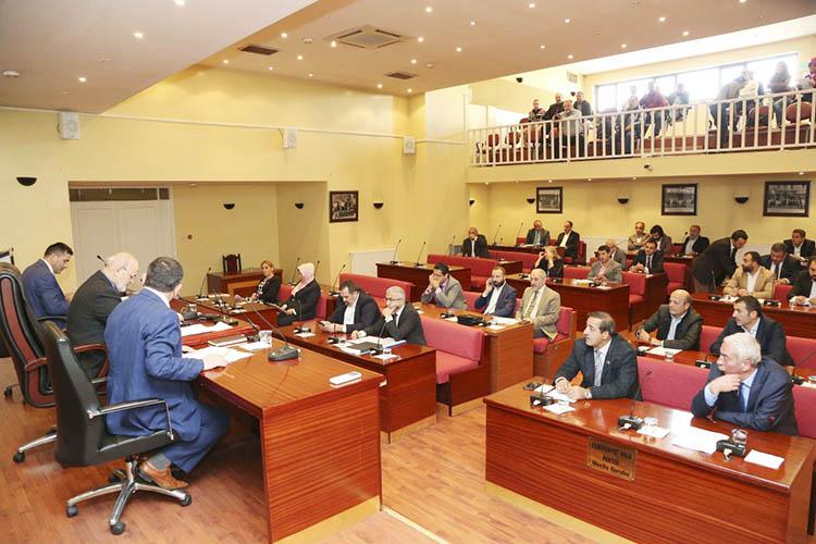 Beykoz Belediyesi'nde Kasım ayı çalışmaları başladı