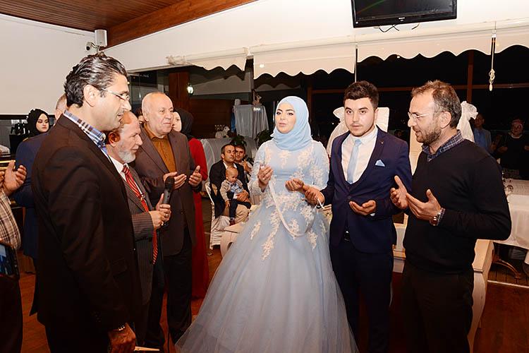 Dost Beykoz Yazarı Büşra Şen'in mutlu günü