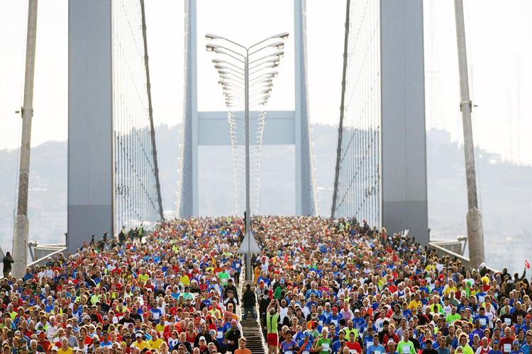 15 Temmuz şehitleri için haydi maratona
