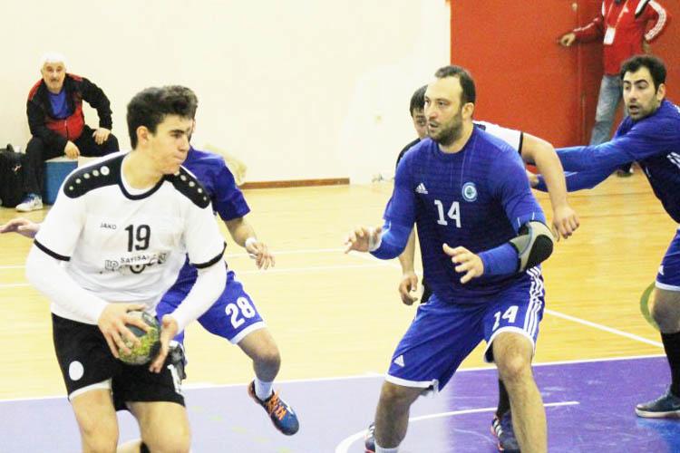 Beykoz Belediyespor zirveyi kovalıyor: 23-20