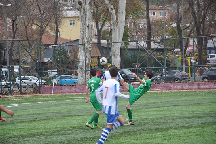 Gümüşsuyuspor Beykoz'da fark yedi: 0-5