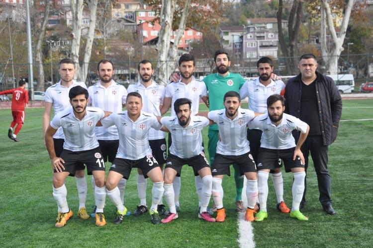 Ortaçeşme, Beykoz'da Gökhan'la güldü: 2-1