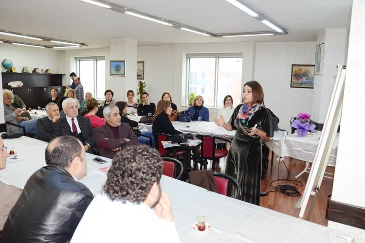 Beykozlu Doğu Karadenizliler'den kişisel gelişim konferansı