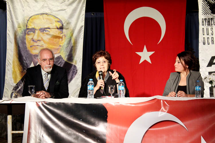 Beykoz ADD, Başkanlık Sistemini tartıştı