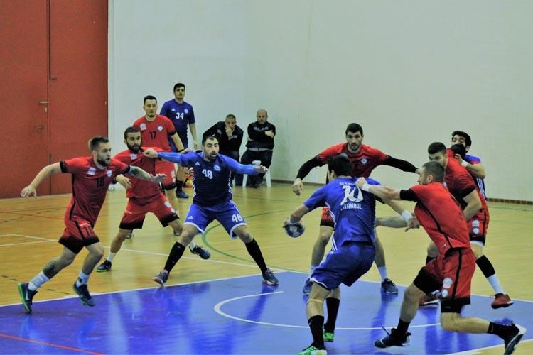 Beykoz Belediyespor evinde affetmiyor: 20-19