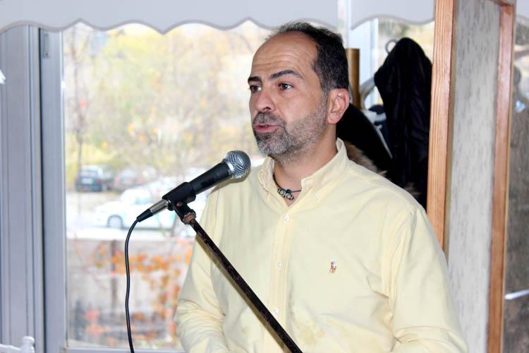 Vatan Partisi, Beykoz'da Nasuh Mahruki'yi ağırladı