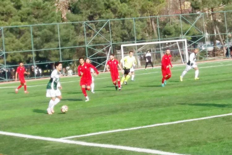 Örnekköyspor Beykoz'da lidere teslim oldu: 1-2