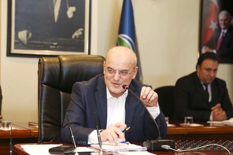 Beykoz Meclisi Aralık Ayı 1. oturumu