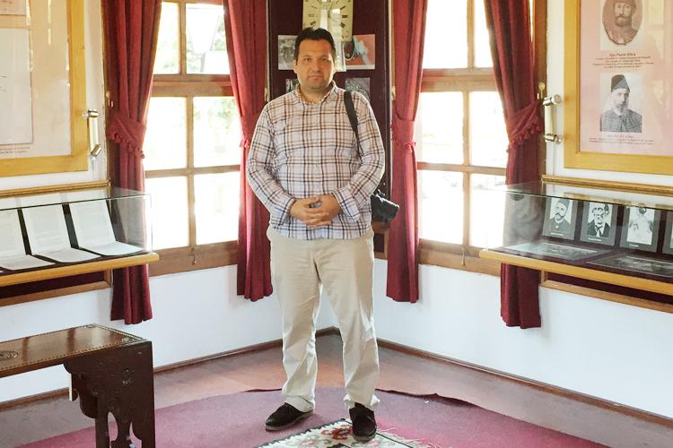 A. Cüneyd Fidancı: Kosova'nın Kültür Başkenti Prizren
