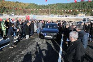 Beykoz Göksu'da 15 Temmuz Gaziler Köprüsü Açıldı