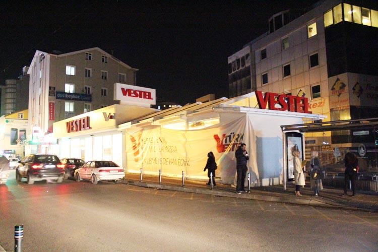 Beykoz Kavacık'ta Vestel Kafe Vesto açılıyor