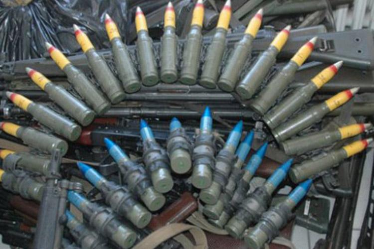 Beykoz'u silah tarlasına çevirmişler